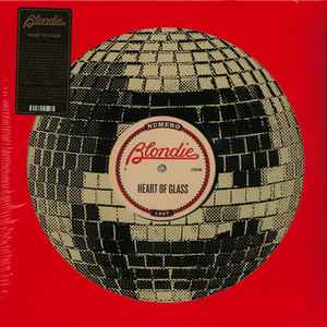 BLONDIE - Heart Of Glass EP Limited Vinyl Edition - 33T