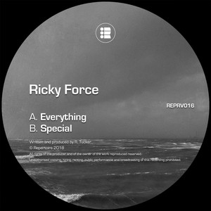 RICKY FORCE - Everything / Special - Maxi x 1