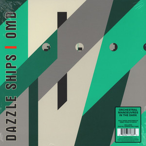 ORCHESTRAL MANOEUVRES IN THE DARK AKA OMD - Dazzle Ships Half Speed Mastered Vinyl Edition - 33T