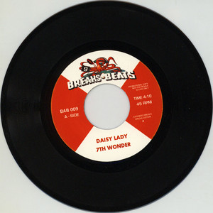 7TH WONDER / BLACKBUSTERS - Daisy Lady / Old Man Extended Breaks Special Edition - 45T x 1