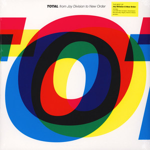NEW ORDER / JOY DIVISION - Total - From Joy Division To New Order - LP x 2