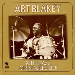 ART BLAKEY & THE JAZZ MESSENGERS - Live - 33T