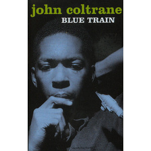 JOHN COLTRANE - Blue Train - Cassette