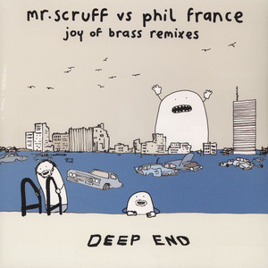 PHIL FRANCE & MR. SCRUFF - Joy Of Brass Remixes (Mr. Scruff Vs. Phil France) - 12 inch x 1