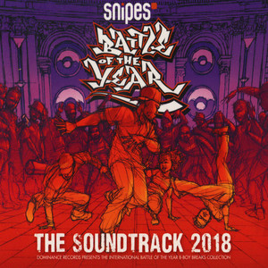 V.A. - Battle Of The Year 2018 - CD