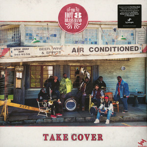 HOT 8 BRASS BAND - Take Cover EP - Maxi x 1