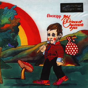 FRUUPP - The Prince Of Heaven's Eyes - LP