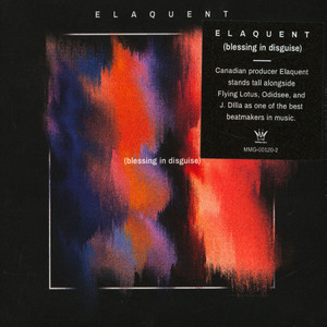 ELAQUENT - Blessing In Disguise - CD