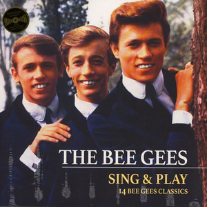 BEE GEES - Sing & Play 14 Bee Gees Classics - 33T