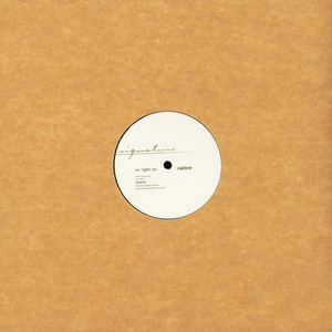 CALIBRE - Carry Me Away / Mr Right On - Maxi x 1