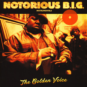 THE NOTORIOUS B.I.G. - The Golden Voice Orange Crush Vinyl Edition - LP x 2