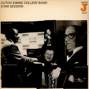 DUTCH SWING COLLEGE BAND, THE - Star Session - LP