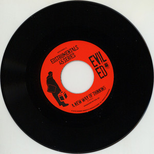 EVIL ED - A New Way Of Thinking / Great Expectations - 45T x 1