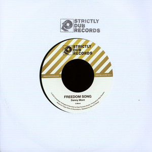 DANNY MONT - Freedom Song - 45T x 1