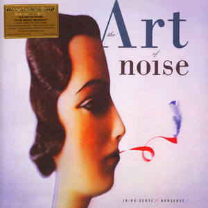 ART OF NOISE - In No Sense, Nonsense Limited Numbered Turquoise Vinyl Edition - LP x 2