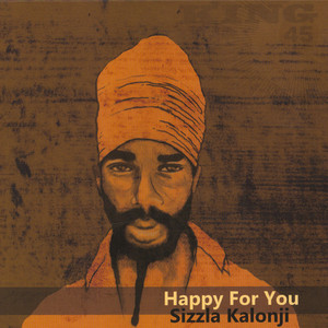 SIZZLA & FOUNDATION SOUND - Happy For You / Dubwise For You - 7'' 1枚