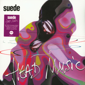 SUEDE - Head Music Coloured Vinyl Record Store Day 2019 Edition - LP x 3