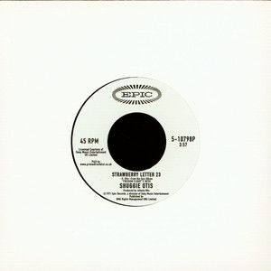 SHUGGIE OTIS - Strawberry Letter 23 / Ice Cold Daydream Record Store Day 2019 Edition - 7'' 1枚
