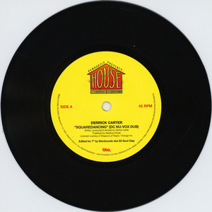 DERRICK CARTER / GEORGE ALEXANDER & BIG JOHN WHITF - Bamboozle Presents House On 45: Squaredancing (Dc Nu-Vox Dub) / Promised Land (Joe Smooth) - 45T x 1