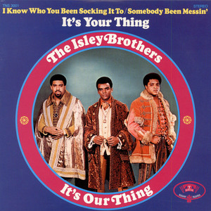 ISLEY BROTHERS - It's Our Thing - LP