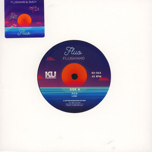 FLUGHAND & SMUV - Fluo - 7inch x 1