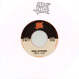 DJAR ONE - Soul Kitchen Orange Vinyl Edition - 7inch x 1