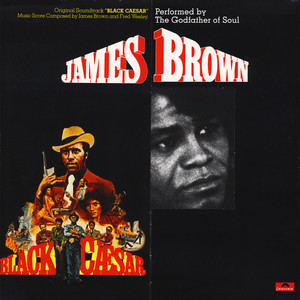 james brown ost black caesar limited edition