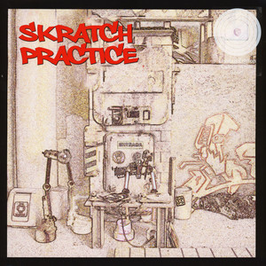 DJ T-KUT - Skratch Practice White Vinyl Edition - LP