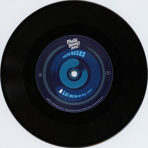RALPH WEEKS - Let Me Do My Thing - 45T x 1