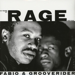 FABIO & GROOVERIDER - 30 Years Of Rage Part 4 - LP x 2