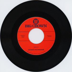 LEE FIELDS & THE EXPRESSIONS - Wake Up - 45T x 1