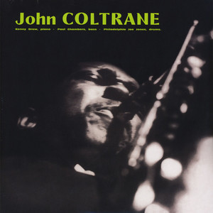 JOHN COLTRANE - A Jazz Delegation From The East - LP