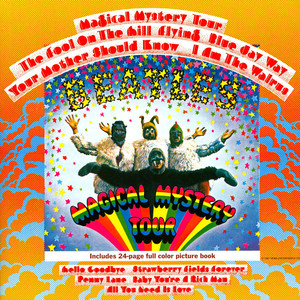 BEATLES, THE - Magical Mystery Tour - LP