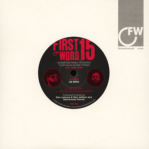 DARKHOUSE FAMILY - All The Way - 7inch x 1