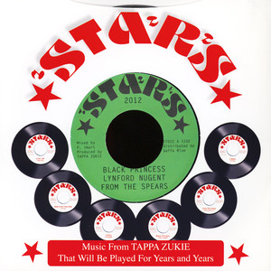 LYNFORD NUGENT - Black Princess / Version - 7'' 1枚