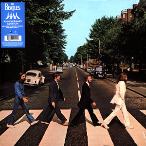 beatles, the abbey road 50th anniversary edition