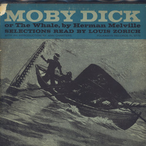 HERMAN MELVILLE - Moby Dick or The Whale, by Herman Melville - 33T