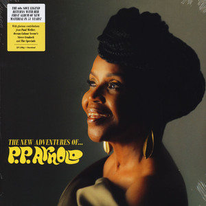 P.P. ARNOLD - The New Adventures Of - LP 2枚