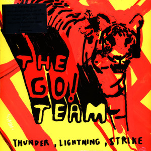 GO!TEAM, THE - Thunder Lightning Strike 15th Anniversary Edition - 33T x 2