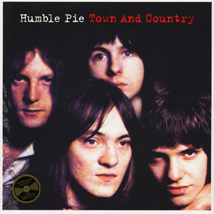 HUMBLE PIE - Town And Country - LP