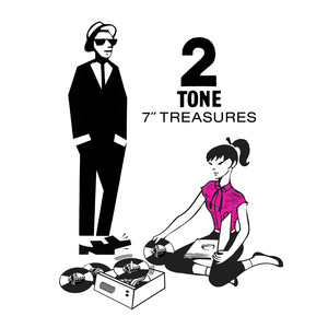 V.A. - Two Tone 7inch Treasures Box Set - 3000 gr