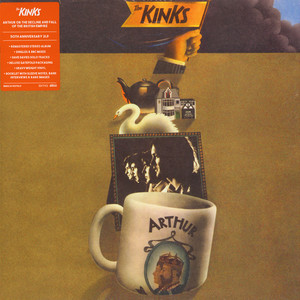 KINKS, THE - Arthur Or The Decline And Fall Of The British Empire - 33T x 2