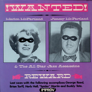 MARIAN MCPARTLAND, JIMMY MCPARTLAND & THE ALL STAR - !Wanted! - 33T
