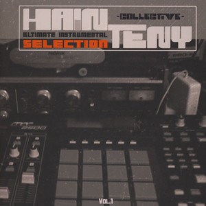 HAIN TENY COLLECTIVE - Ultimate Instrumentals Selection - 33T