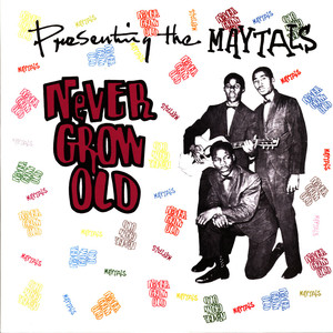 MAYTALS, THE - Never Grow Old - 33T