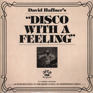 V.A. - Disco With A Feeling - 33T x 2