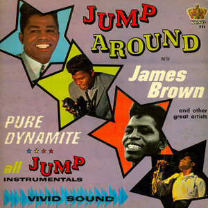 JAMES BROWN PRESENTS THE JAMES BROWN BAND - Jump Around - LP