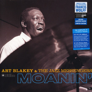 ART BLAKEY & THE JAZZ MESSENGERS - Moanin' - 33T