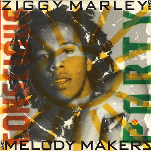 ZIGGY MARLEY AND THE MELODY MAKERS - Conscious Party - 33T