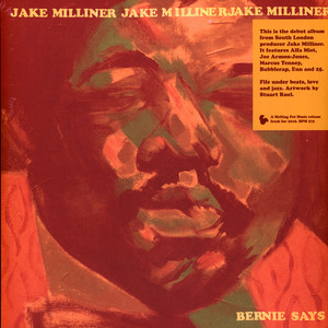 JAKE MILLINER - Bernie Says - LP